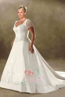 The wholesale supply foreign trade upscale nuptial dress, the formal clothes process P-WD-021