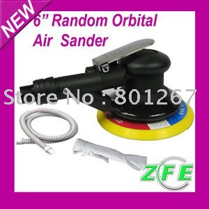 "Top New 6""Random Orbital Air Palm Sander/Car polisher(China (Mainland))"