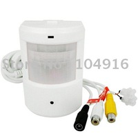 Freeshipping, Motion Detector Hidden Surveillance CCTV Security Camera