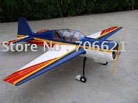 Free shipping +55CC gas rc model 3D airplaneYAK 54
