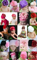 Can choose- TOP BABY HATS!! Baby Hat and Cap Beanie/Baby flower hat