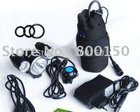 QP-816 LED Bike Light 1400 Lumen/16W SSC P7