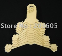 100pcs of dog clothes hanger(40S+40M +20L)