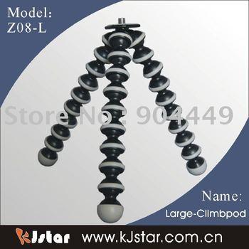 Free Shipping + Retal,KJStar Flexible Rotation Joints Tripod for Shooting (Z08-L )