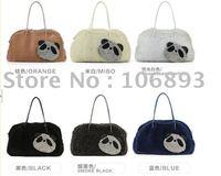 Guaranteed 100%Free shippingTO all countries hot selling!  pvc wire bag crystals decorate handbag shoulder bag Luggage handbag