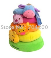 5 pieces/lot-Baby toys/Infant&Toddler's Toys/Baby Plush toys/Kids Stuffed soy
