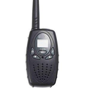Walkie Talkie T-628 for family 0.5W PMR with 8KM range 2 way radio 2pcs/set