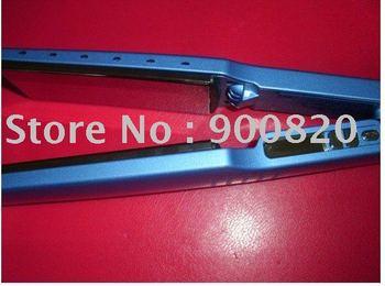 Free sihpping 12pcs/lot pro nano Titanium Hair Straightening Flat Iron,1 Year limited warranty 3/4
