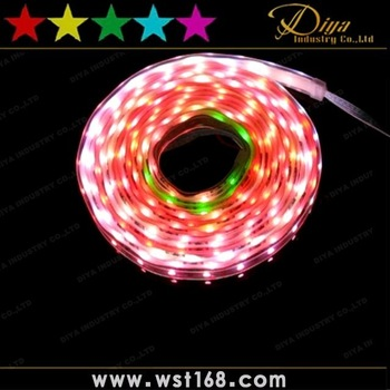 1606 magic led strip 40led/m waterproof dream color 5V+ RF 1606 dream colr controller+1PC 12V AC adapter+1pc 5V Adapter