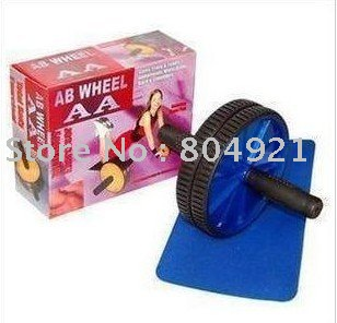 Free shipping /Exercises machines/ Wheel sports requisities/yoga machines/5pcs a lot