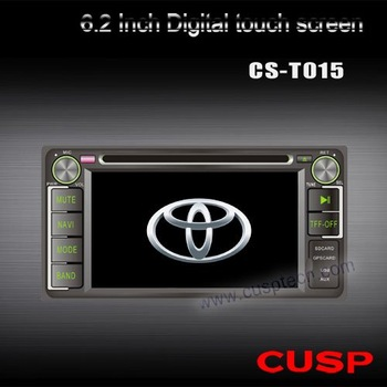 CAR DVD FOR TOYOTA COROLLA (OLD)