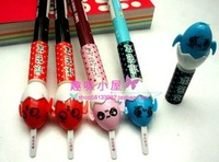 new arrive  wholesale 100pcs/lot  Cartoon  Animals Neutral pen Colorful gel pen high Quality