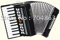 Black YH1303 25K16BS-844 Accordion