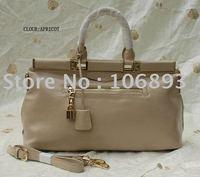 Free shipping to all countries best selling lady's Handbag boston Bag tote bag Guaranteed 100%