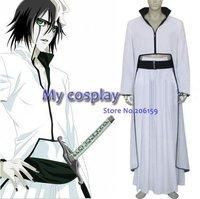 Anime Bleach Cosplay - Bleach Ulquiorra Cosplay Costume Best costume for Halloween/Cosplay parties Freeshipping