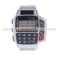 10pcs/lot LED Media Set Remote Control TV/DVD Calculator Watch