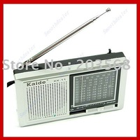 D19Free shipping! FM MV SW High Sensitivity KK-11 Display Radio Receiver