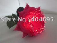 Free shipping 20pcs simulation solar flower light , solar garden lawn light