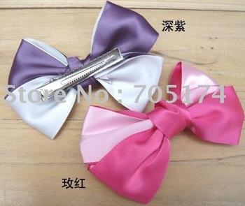 Korea FASHION big bowknot hair clip /big bowknot ponytail hair clip