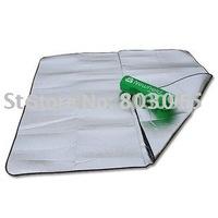 High Quality 3-4 Person Tent Mat Beach Picnic Mat Moistureproof Mat 2pcs