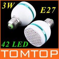 12V 3W MR16/GU5.3  White LED Light Led Lamp Bulb Spotlight Spot Light Free Shipping