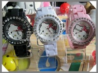 hello kitty hellokitty Gift Watch Hot Cartoon beard  Promotional