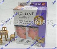 TV product (Neckline Slimmer)  New Neckline Slimmer As Seen On TV Neck Line Exerciser Thin - Chin massager (B865)  1pc/lot