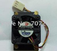Original SUPERRED 3010 CHA3005BBS-OA 5V 0.1A Cooling Fan