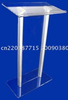 Wholesale/retail Acrylic and Aluminum Lectern school lectern
