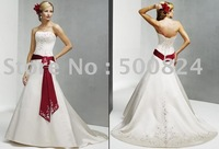 Free Shipping ! Bridal Gowns wedding dress ( WS00348)
