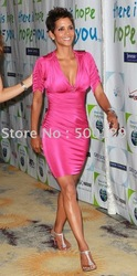 Celebrity dress-Actress Halle Berry attends the 2011 Jenesse Silver Rose Auction and Gala(China (Mainland))
