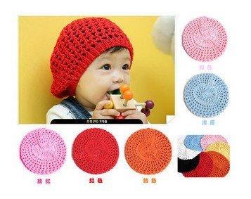 Crocheted Baby Cap And Booties - baby cap, crochet booties
