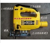 Chainsaw,electric chainsaw, Jig Saw,600W, 0-45 degree miter Free shipping