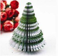 Novel Gift Christmas Tree Memo Pad Sticky Notebook Memo Pads Notepad