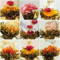 120 Kinds Blooming Flower Tea, Artistic Flower Tea, CK02, Individual vacuum package. Free Shipping