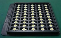 Free shipping The Best price 100pcs/lot 1 Watt Taiwan Chip Cool White 80-100lm Power LED