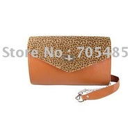Vogue of British leopard grain handbag/single shoulder bag/inclined bag