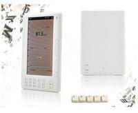 "New 7"" inch E-Reader 4GB Ebook Reader TFT Screen White"