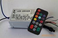 AC180-265V RGB constant current driver;48W RGB