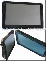 free shipping!5 INCH TFT ,SirfAtlas 600MHz ddr ram 128M , FM ,4GB flash