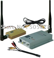900MHz 1500mW 4 channels wireless Audio and Video Transmitter and Receiver