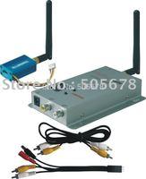 2.4GHz 100mW Tx/Rx wireless AV transmitter receiver for audio video transmission