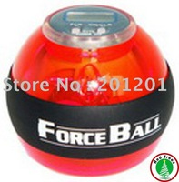 2013 hot sell! 4pcs/lot Power seller+Free shipping,gym ball,body building ball,force ball with Led counter on wholesale