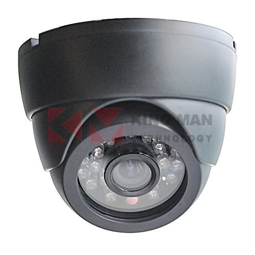 Infrared Camera CMOS Dome CCTV Camera 24 IR LED Day Night Surveillance Equipment(China (Mainland))