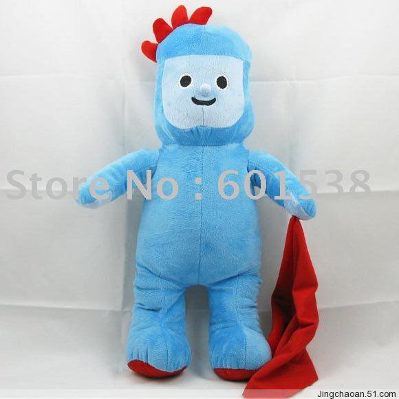 BBC Jardim bebê Stuffed Figura Criativo Bonito Brinquedos Bonecas 40 centímetros Presente para o aniversário de 10 PCS(China (Mainland))