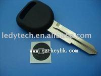 Promotion! High qulity Chevrolet transponder key with 46 locked chip,car key