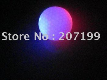 Free shipping-PAYPAL-Night glow golf ball, Night play golf ball,100% Guaranty, Eco-friendly material