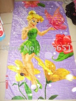 wholesale+free shipping cartoon bath towel kids towel children bath towel lovely style 053003