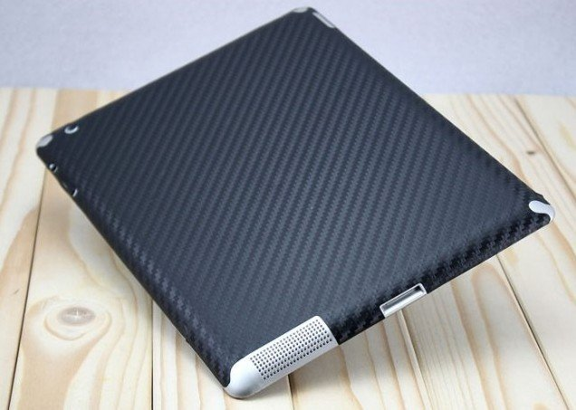 Skin for 2 Back protector for ipad 2 Skin Sticker for ipad 2 Free by DHL 100pcs/lot(China (Mainland))