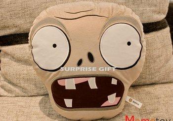 Wholesale PVZ Soft Toy Plants vs Zombies (14--19cm) Factory Products 100pcs/lot Free shipping